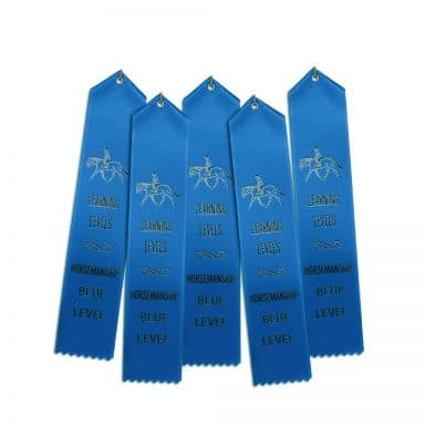 5 ribbons for Blue HM