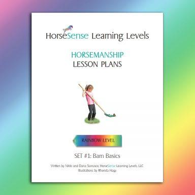 Rainbow Level Lesson Plans